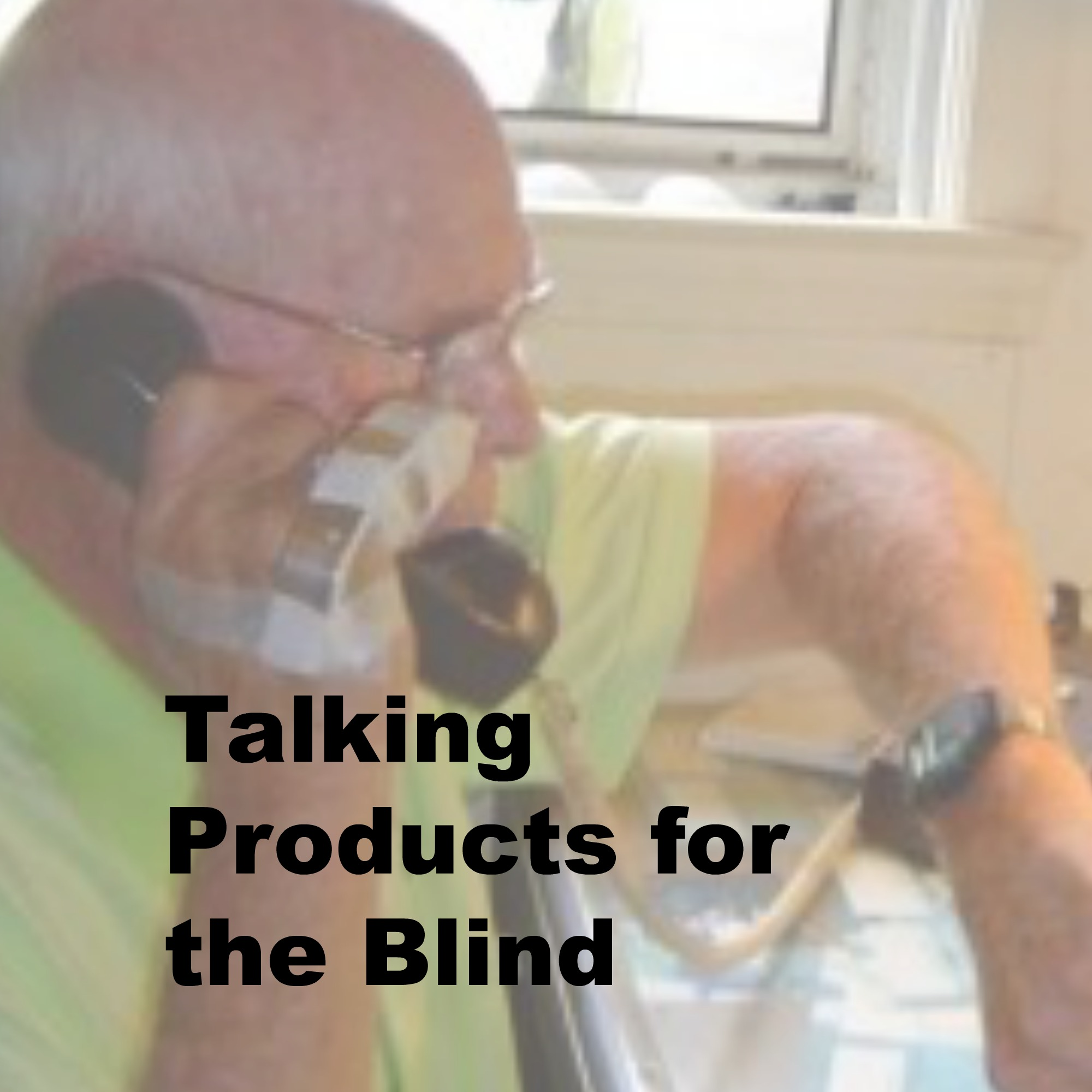 talking blind impaired visually