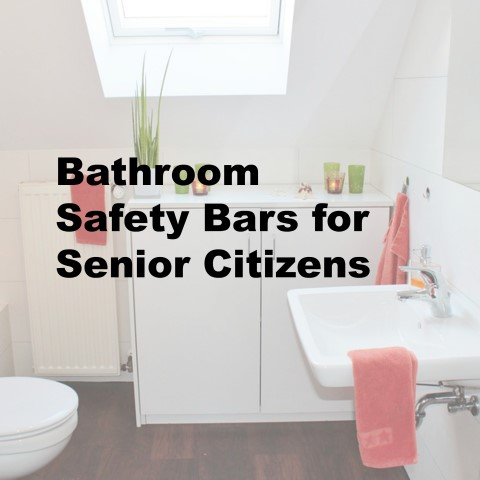 Bathroom bars for safety