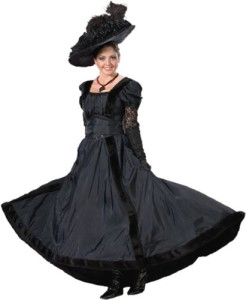 dowager costume